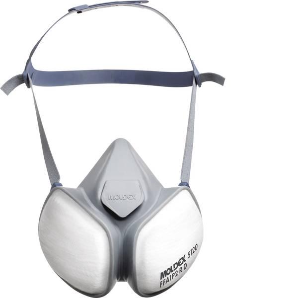 Mascherine per la protezione delle vie respiratorie - Semimaschera usa e getta FFA1P2 R D Moldex CompactMask 5120 -