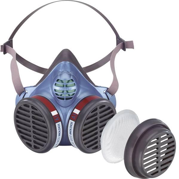 Mascherine per la protezione delle vie respiratorie - Semimaschera usa e getta FFA1P2 R D Taglia dim.: L Moldex Serie 5000 5174 -