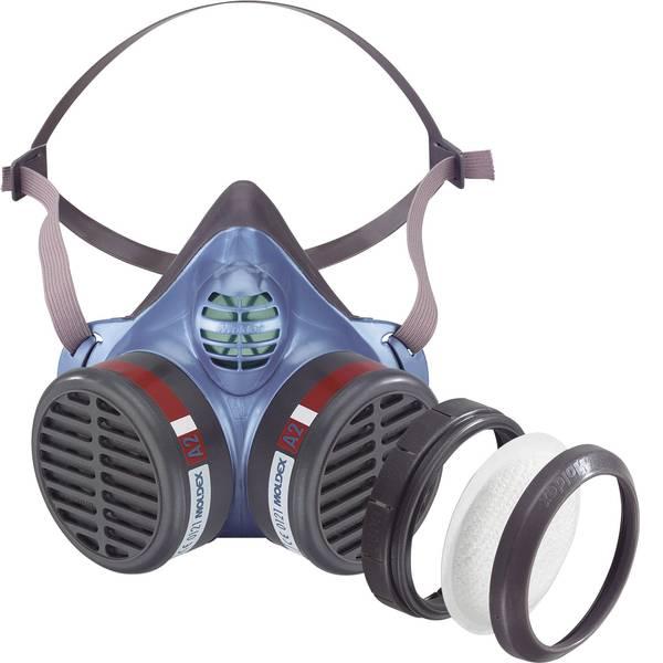 Mascherine per la protezione delle vie respiratorie - Semimaschera usa e getta FFA2P3 R D Taglia dim.: L Moldex Serie 5000 5584 -