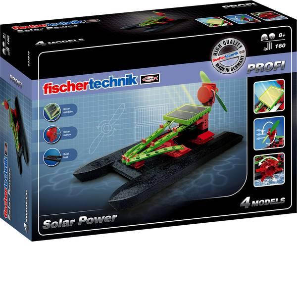 Kit di energie rinnovabili - fischertechnik PROFI Solar Power Barca solare -
