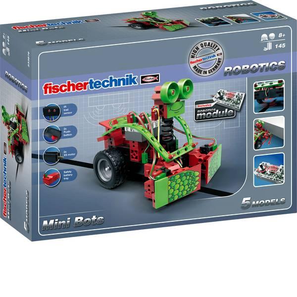 Kit esperimenti e pacchetti di apprendimento - Scatola per esperimenti fischertechnik ROBOTICS Mini Bots 533876 da 8 anni -