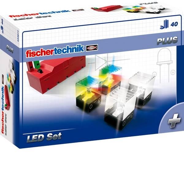 Kit esperimenti e pacchetti di apprendimento - Scatola per esperimenti fischertechnik PLUS LED-Set 533877 da 7 anni -