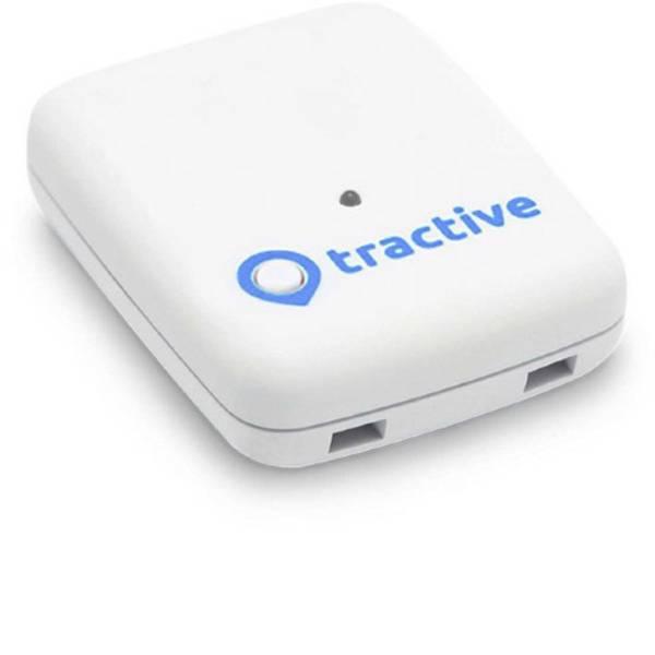 Tracker GPS - tractive Classic Tracciatore GPS (Tracker) Tracker animali Bianco -