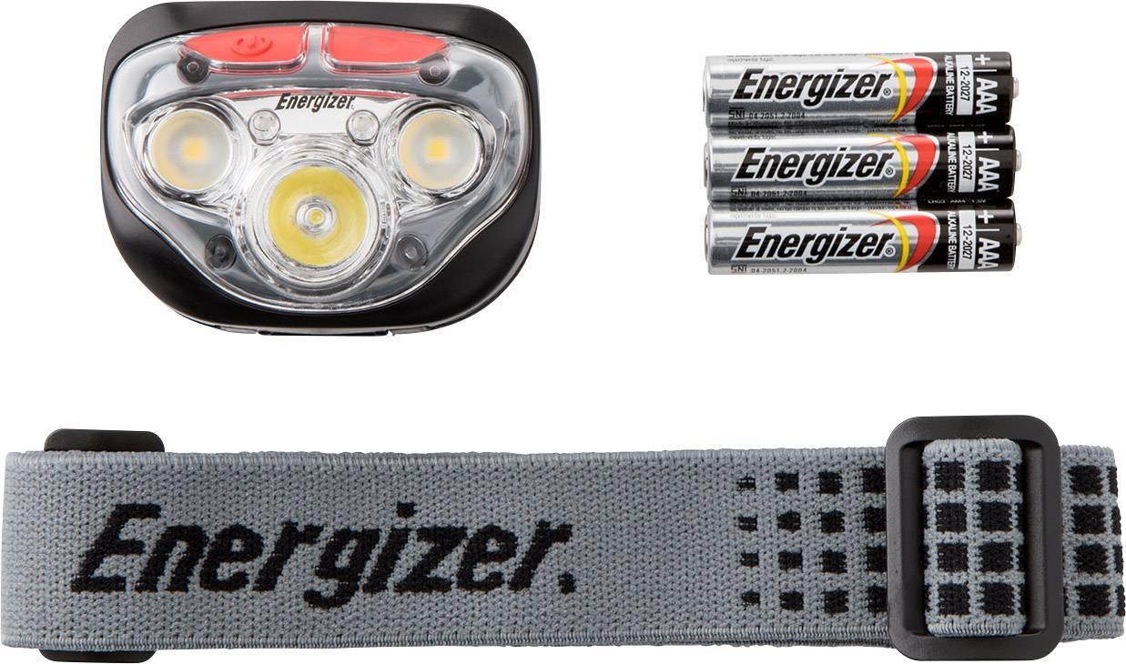 Focus Lampada Frontale Grigio Energizer Vision HD