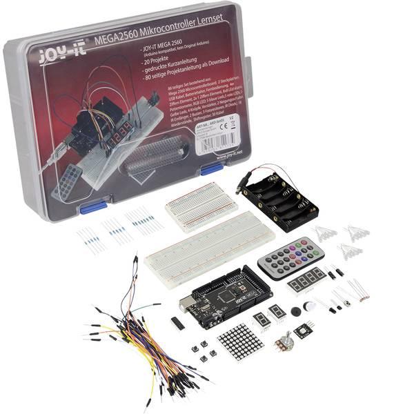 Pacchetti di apprendimento elettrici ed elettronici - Joy-it ard-set01 Arduino Mega2560 Elektronikset Pacchetto di apprendimento -