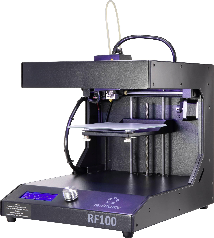 Stampante 3D Renkforce RF100 v2 inc
