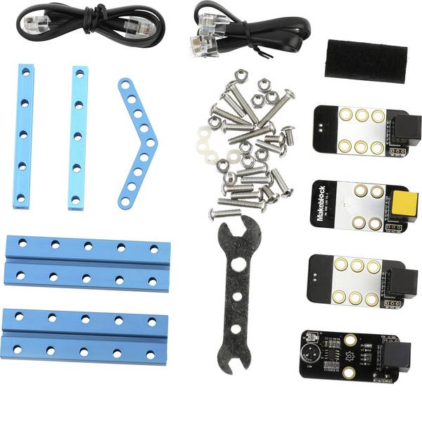 Kit accessori per robot - Makeblock Modulo di espansione Add-on Pack Interaktiv Light & Sound -