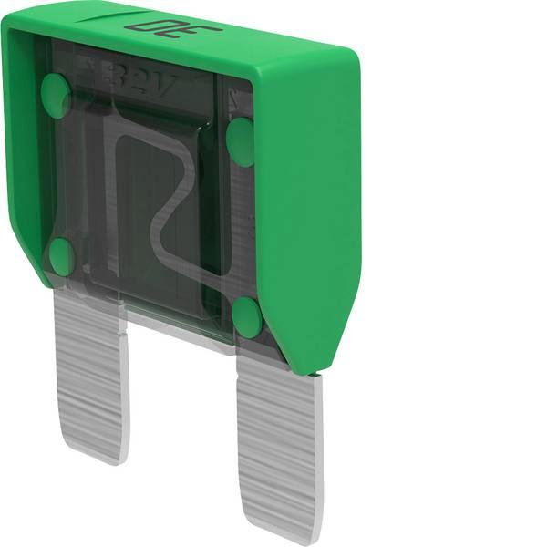 Fusibili per auto - Maxi fusibile piatto 30 A Verde MTA MAXIVAL 30 A Green 06.00910 1 pz. -