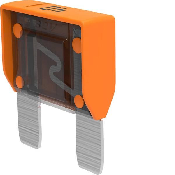 Fusibili per auto - Maxi fusibile piatto 40 A Arancione MTA MAXIVAL 40 A Orange 06.00920 1 pz. -
