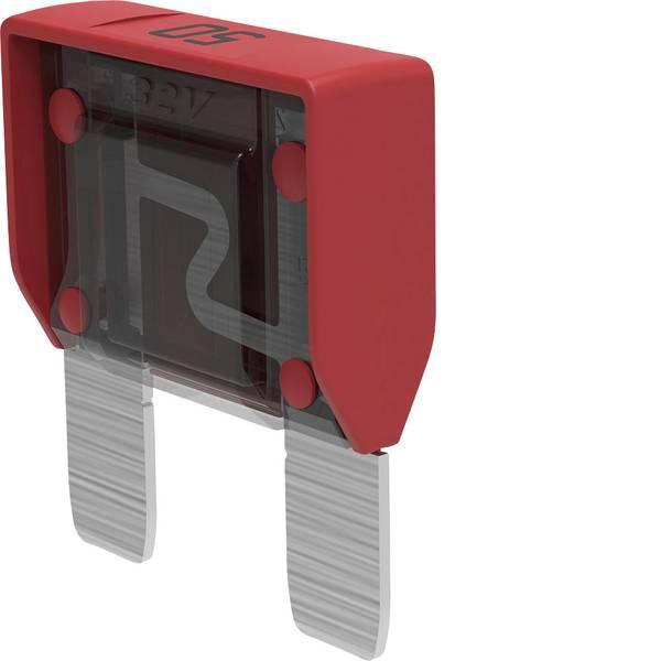 Fusibili per auto - Maxi fusibile piatto 50 A Rosso MTA MAXIVAL 50 A Red 06.00930 1 pz. -