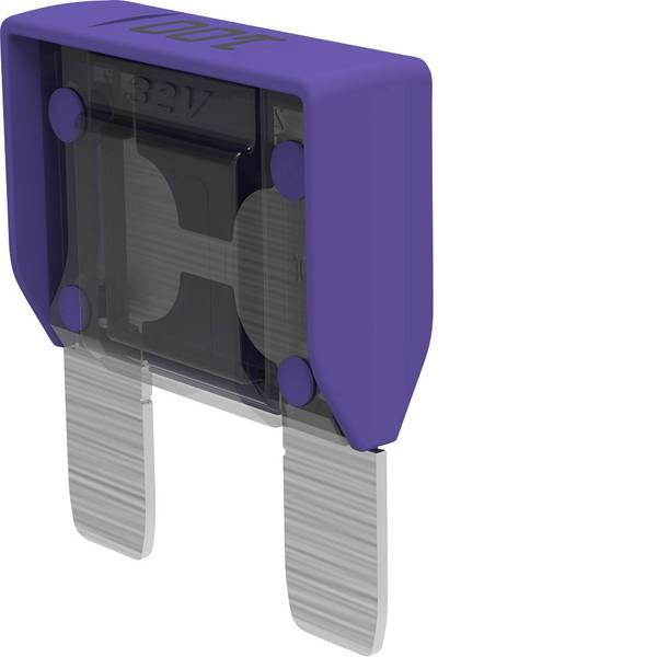 Fusibili per auto - Maxi fusibile piatto 100 A Violetto MTA MAXIVAL 100 A Violet 06.00970 1 pz. -