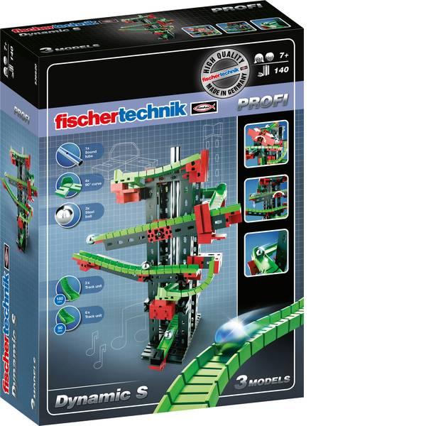 Kit esperimenti e pacchetti di apprendimento - fischertechnik 536620 PROFI Dynamic S Kit da costruire da 7 anni -