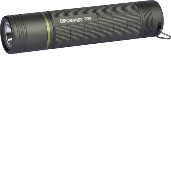 Torce tascabili - GP Design P36 Polaris LED Torcia tascabile a batteria 300 lm 27 h 79 g -
