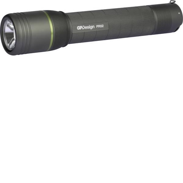 Torce tascabili - GP Design PR52 Vega LED Torcia tascabile a batteria ricaricabile 450 lm 43 h 143 g -