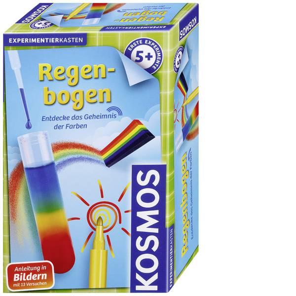 Kit esperimenti e pacchetti di apprendimento - Kosmos 602468 Regenbogen Experementierkasten Scatola avventura da 5 anni -