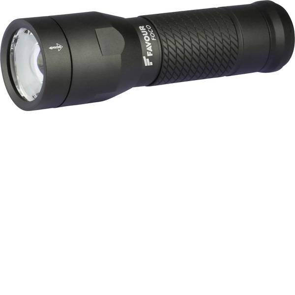 Torce tascabili - Favour Foco T2042 LED Torcia tascabile a batteria 450 lm 45 h 180 g -