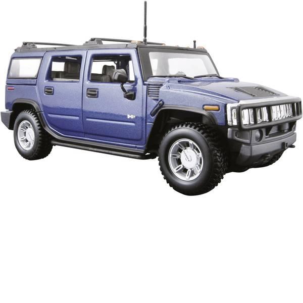 Modellini statici di auto e moto - Maisto Hummer H2 SUV 03 1:27 Automodello -