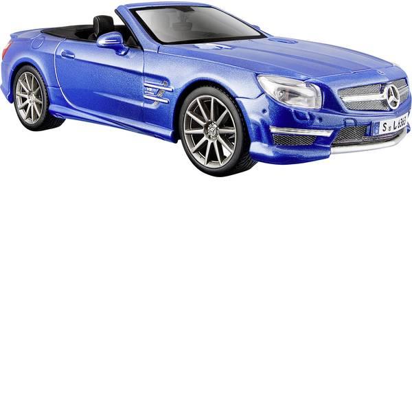 Modellini statici di auto e moto - Maisto Mercedes SL63 AMG Cabrio 1:24 Automodello -