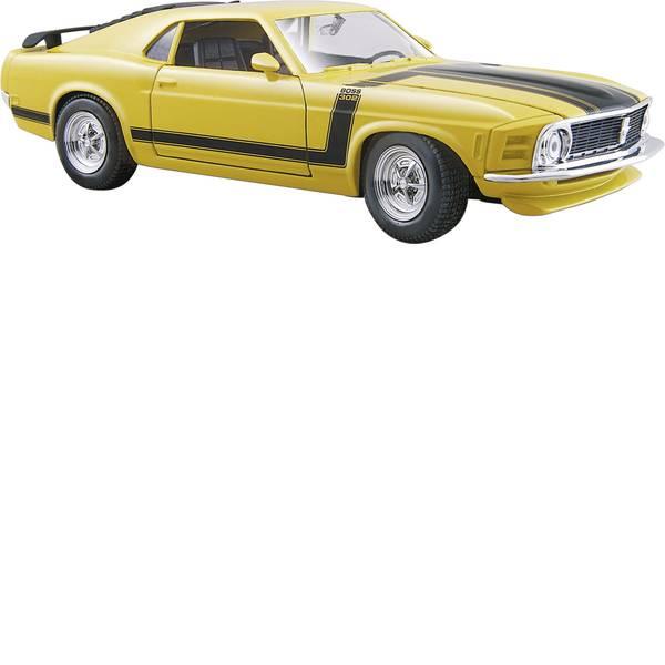 Modellini statici di auto e moto - Maisto Ford Mustang Boss 302 70 1:24 Automodello -