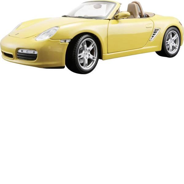 Modellini statici di auto e moto - Maisto Porsche Boxster S 05 1:18 Automodello -