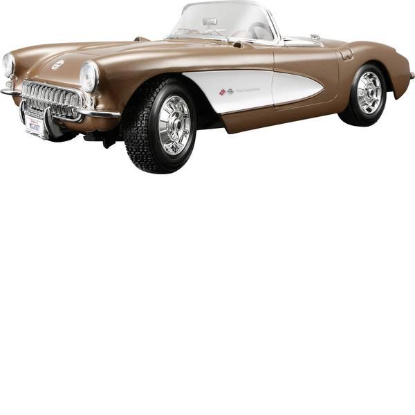 Modellini statici di auto e moto - Maisto Chevrolet Corvette 57 1:18 Automodello -