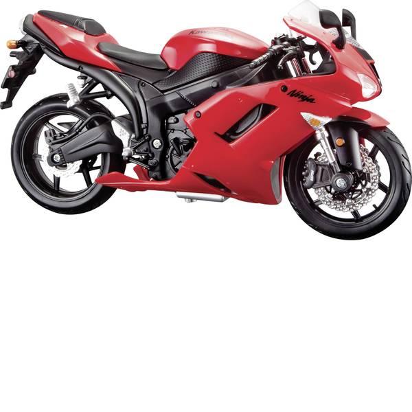 Modellini statici di auto e moto - Maisto Kawasaki Ninja ZX-6R 1:12 Motomodello -