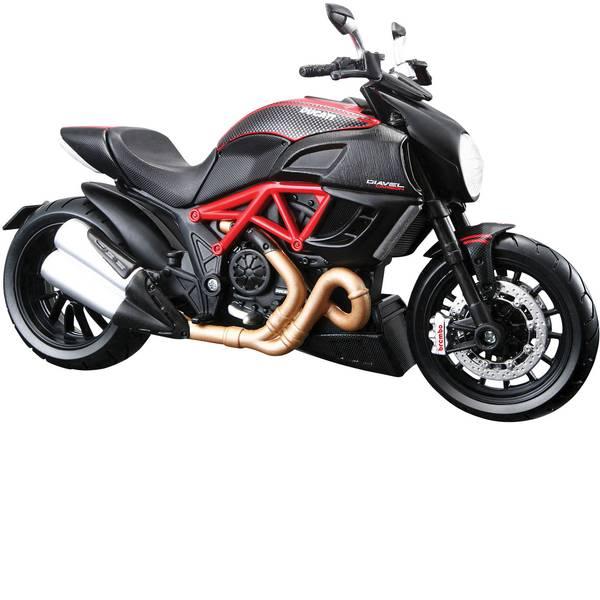 Modellini statici di auto e moto - Maisto Ducati Diavel Carbon 1:12 Motomodello -