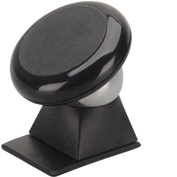 Accessori comfort per auto - Supporto per smartphone Herbert Richter hr-imotion Magnet-Ball 21010701 38 mm x 41 mm x 41 mm autoadesivo -