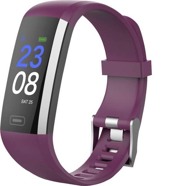 Dispositivi indossabili - swisstone SW 600 HR Fitness Tracker Viola -