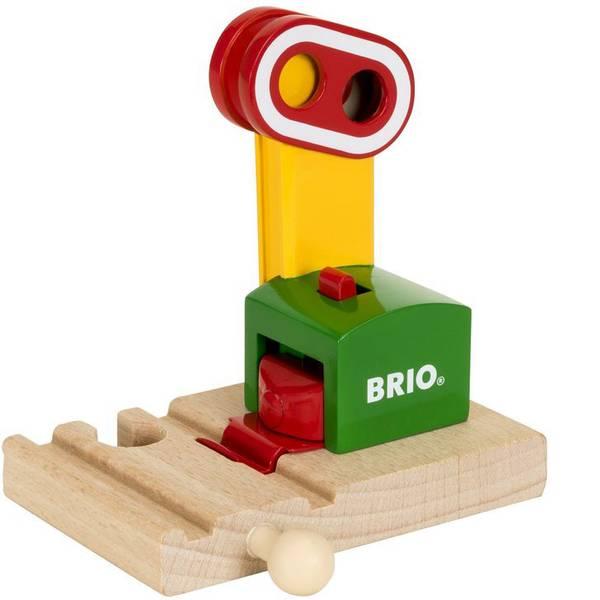 Trenini e binari per bambini - Brio Magnetische Bahn-Ampel 33868 -