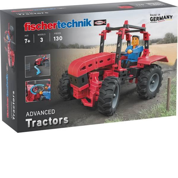 Pacchetti di apprendimento elettrici ed elettronici - fischertechnik ADVANCED Tractors 544617 Kit da costruire da 7 anni -