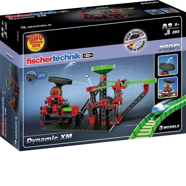 Pacchetti di apprendimento elettrici ed elettronici - fischertechnik PROFI Dynamic XM 544618 Kit da costruire da 7 anni -