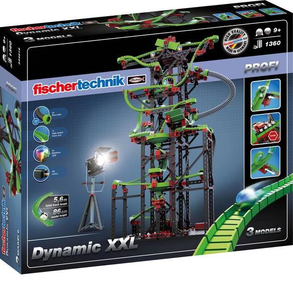 Kit esperimenti e pacchetti di apprendimento - fischertechnik 544619 Dynamic XXL Kit da costruire da 9 anni -