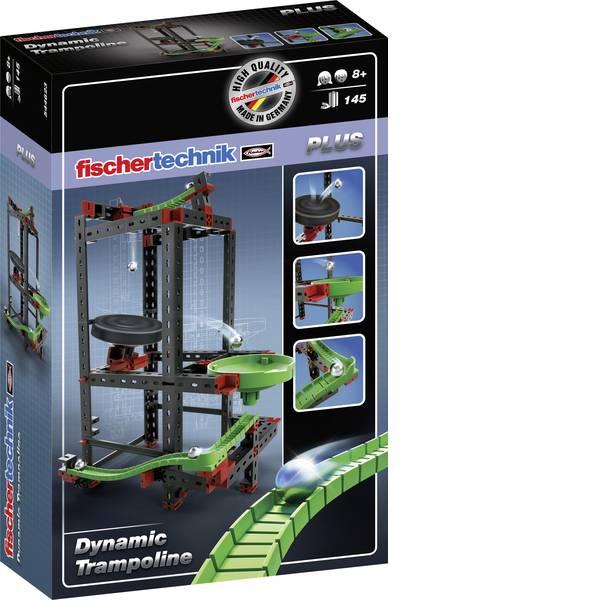 Kit esperimenti e pacchetti di apprendimento - fischertechnik 544623 Trampoline Kit da costruire da 7 anni -