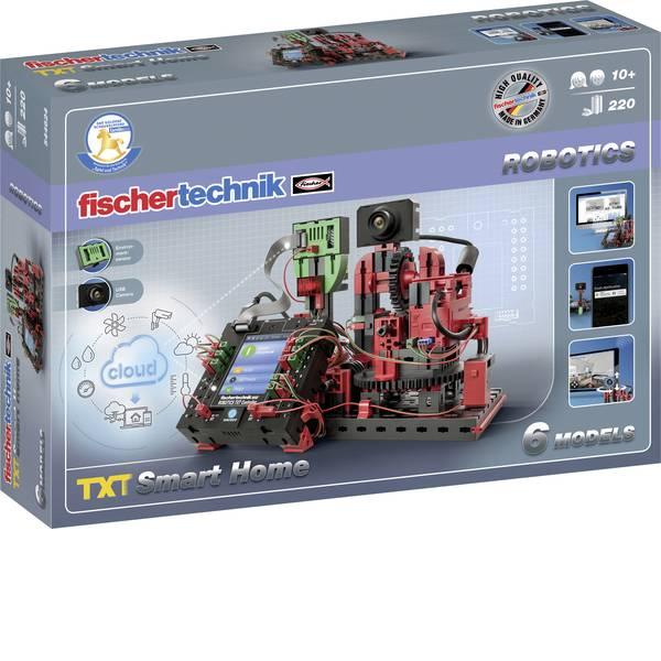 Robot in kit di montaggio - fischertechnik Robot ROBOTICS TXT Smart Home 544624 -