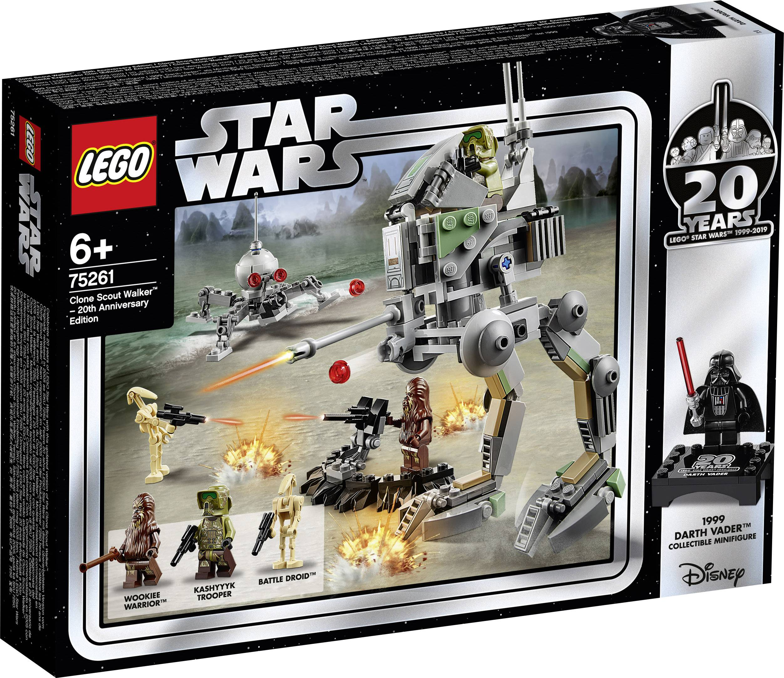 LEGO® STAR WARS™ 75261 ™ Clone Scout Walker - 20 anni di LEGO Star Wars