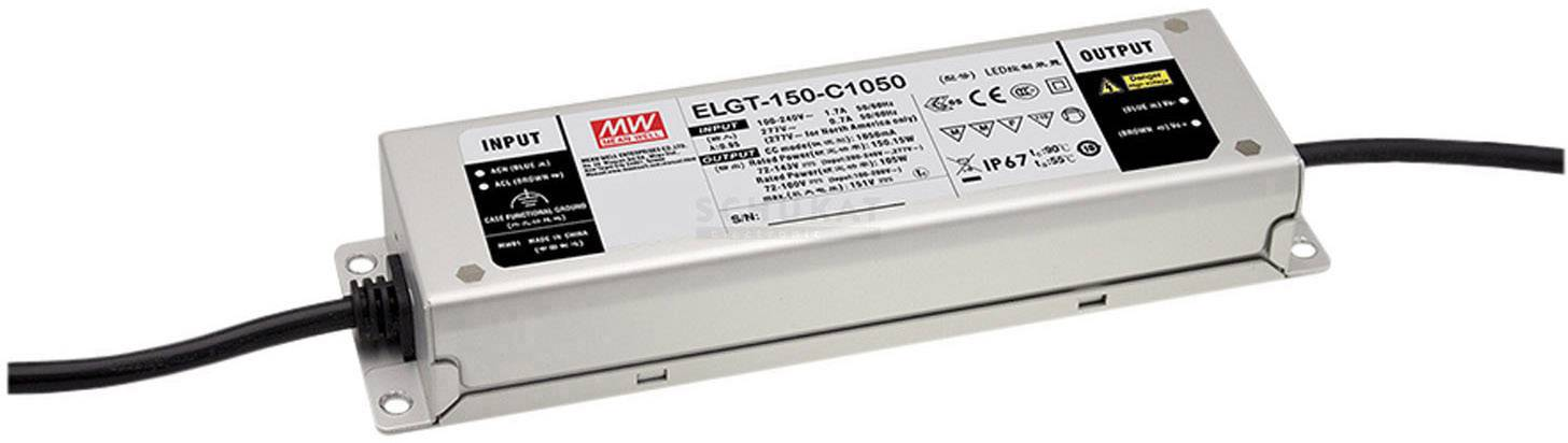 Mean Well ELGT-150-C700 Driver