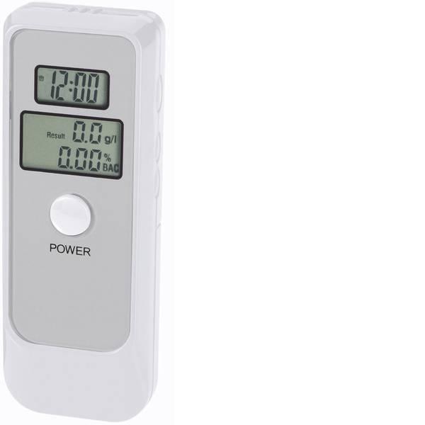 Etilometri - HP Autozubehör Etilometro Beige 0 fino a 1.9 ‰ Funzione conto alla rovescia, Allarme, incl. display, Indicatore di  -