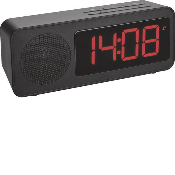 Sveglie - TFA 60.2546.01 Radiocontrollato Sveglia Nero Tempi di allarme 1 -