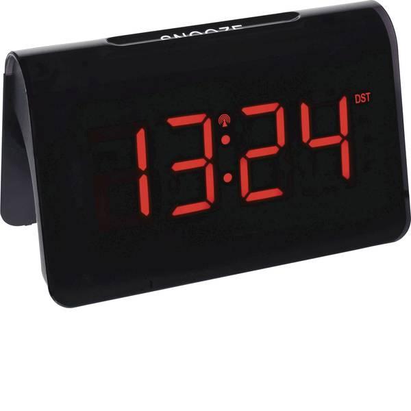 Sveglie - TFA 60.2543.05 Radiocontrollato Sveglia Nero Tempi di allarme 1 -