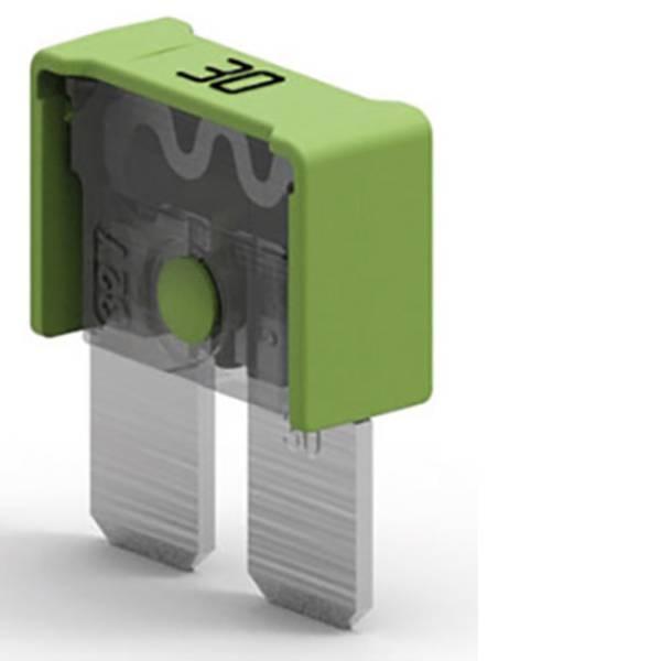 Fusibili per auto - Maxi fusibile piatto 30 A Verde chiaro MTA MAXICOMPACT 30A 06.02930 1 pz. -