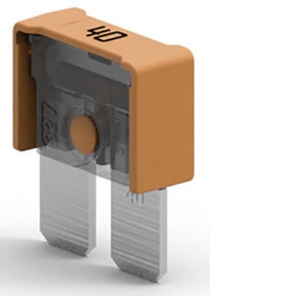 Fusibili per auto - Maxi fusibile piatto 40 A Arancione MTA MAXICOMPACT 40A 06.02940 1 pz. -