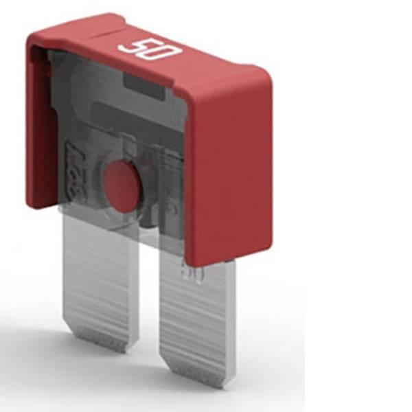 Fusibili per auto - Maxi fusibile piatto 50 A Rosso MTA MAXICOMPACT 50A 06.02950 1 pz. -