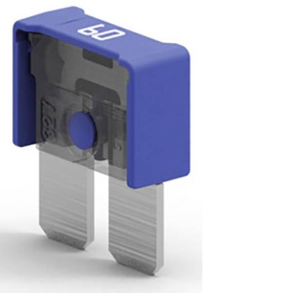 Fusibili per auto - Maxi fusibile piatto 60 A Blu MTA MAXICOMPACT 60A 06.02960 1 pz. -
