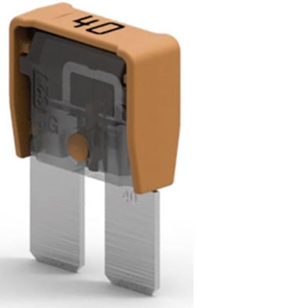 Fusibili per auto - Maxi fusibile piatto 40 A Arancione MTA M8COMPACT 40A 06.10040 1 pz. -