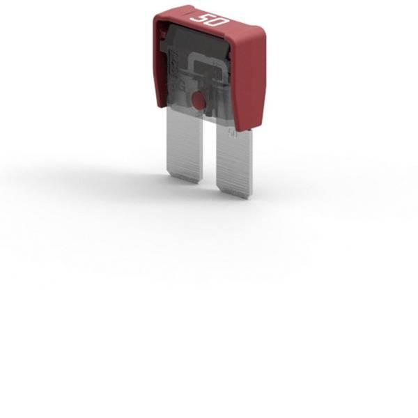 Fusibili per auto - Maxi fusibile piatto 50 A Rosso MTA M8COMPACT 50A 06.10050 1 pz. -