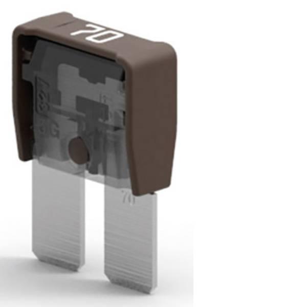 Fusibili per auto - Maxi fusibile piatto 70 A Marrone MTA M8COMPACT 70A 06.10070 1 pz. -