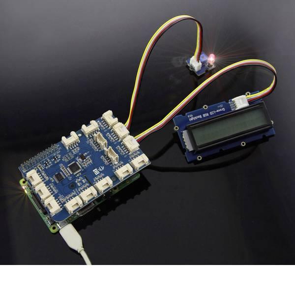 Shield e moduli aggiuntivi HAT per Arduino - Raspberry Pi® starter kit Raspberry Pi® -