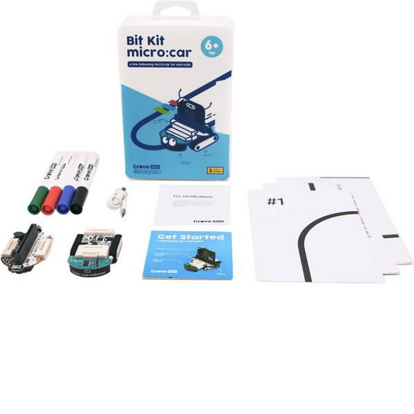 Kit e schede microcontroller MCU - Kit micro:bit Grove Zero -