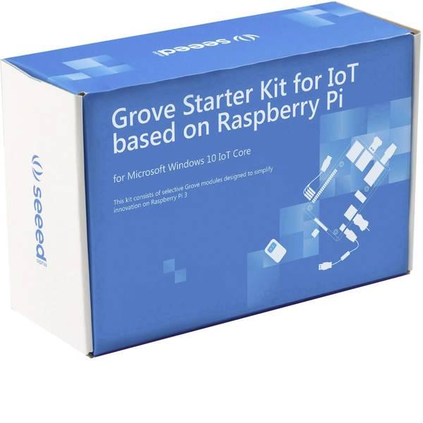 Shield e moduli aggiuntivi HAT per Arduino - Starter kit compatibili Seeed Studio Adatto per (scheda): Raspberry Pi -